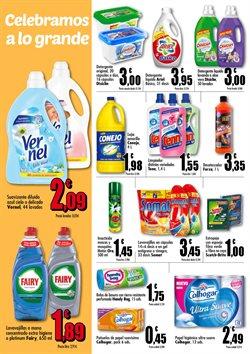 Ofertas de Ariel  en el folleto de Unide Supermercados en La Orotava