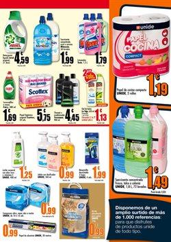 Ofertas de Afeitado  en el folleto de Unide Supermercados en Madrid