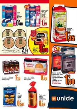 Ofertas de Nescafé  en el folleto de Unide Supermercados en León