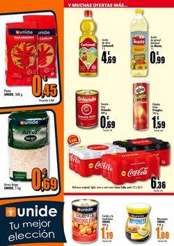 Ofertas de Patatas fritas  en el folleto de Unide Supermercados en Madrid
