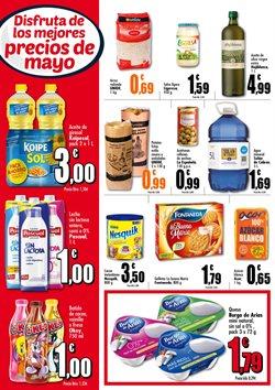 Ofertas de Nesquik  en el folleto de Unide Supermercados en Madrid