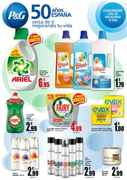 Ofertas de Detergente gel  en el folleto de Unide Supermercados en Telde