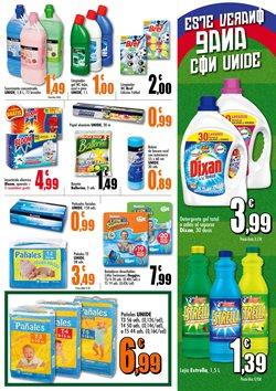 Ofertas de Williams  en el folleto de Unide Supermercados en Madrid