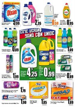 Ofertas de Detergente en polvo  en el folleto de Unide Supermercados en Telde
