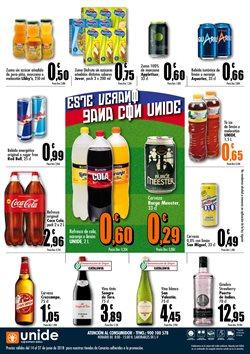 Ofertas de Ginebra  en el folleto de Unide Supermercados en La Orotava