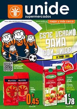 Ofertas de Hiper-Supermercados  en el folleto de Unide Supermercados en Torrevieja
