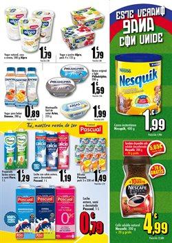 Ofertas de Desayuno, postres y pan  en el folleto de Unide Supermercados en Zamora