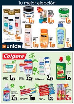 Ofertas de Perfumes  en el folleto de Unide Supermercados en Madrid
