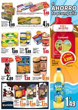 Ofertas de Salsas  en el folleto de Unide Supermercados en Madrid