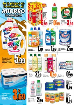 Ofertas de Fairy  en el folleto de Unide Supermercados en Madrid