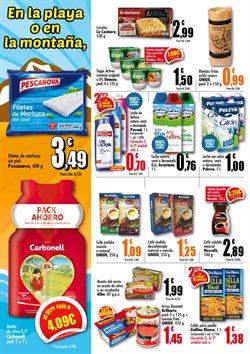 Ofertas de Arroz, pasta y legumbres  en el folleto de Unide Supermercados en Valencia
