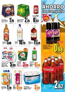 Ofertas de Sunny Delight  en el folleto de Unide Supermercados en Madrid