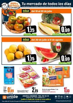 Ofertas de Surimi  en el folleto de Unide Supermercados en Murcia