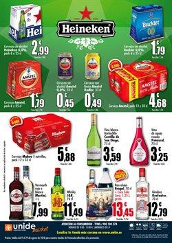 Ofertas de Vino  en el folleto de Unide Supermercados en Madrid