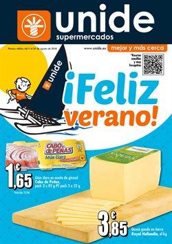 Ofertas de Unide Supermercados  en el folleto de Mogán