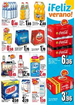 Ofertas de Cerveza  en el folleto de Unide Supermercados en León