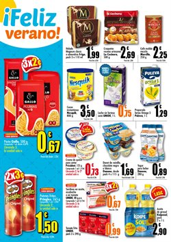Ofertas de La Cocinera  en el folleto de Unide Supermercados en Murcia
