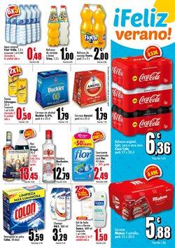 Ofertas de Gel  en el folleto de Unide Supermercados en Madrid