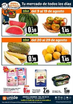 Ofertas de Fruta y verdura  en el folleto de Unide Supermercados en Zamora