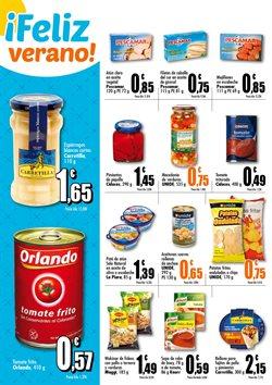Ofertas de Patatas fritas  en el folleto de Unide Supermercados en Las Palmas de Gran Canaria