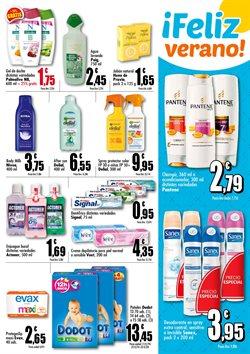 Ofertas de Crema corporal  en el folleto de Unide Supermercados en Las Palmas de Gran Canaria