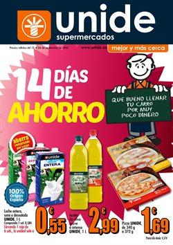 Ofertas de Unide Supermercados  en el folleto de Finestrat