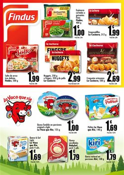 Ofertas de Findus  en el folleto de Unide Supermercados en Madrid