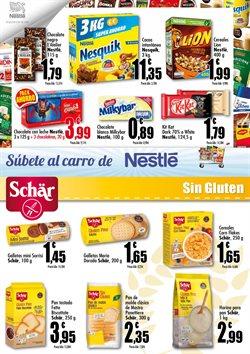 Ofertas de Cacao soluble  en el folleto de Unide Supermercados en Madrid