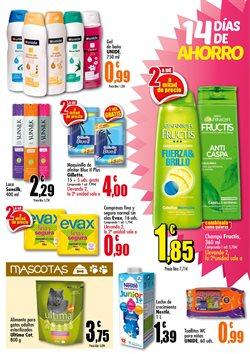 Ofertas de Champú  en el folleto de Unide Supermercados en Madrid