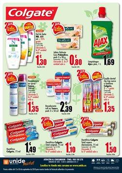 Ofertas de Colgate  en el folleto de Unide Supermercados en Alcalá de Henares
