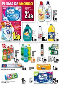 Ofertas de Papel higiénico  en el folleto de Unide Supermercados en La Orotava