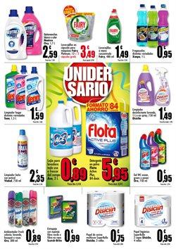 Ofertas de Fairy  en el folleto de Unide Supermercados en Arrecife