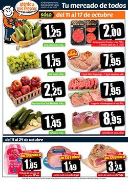 Ofertas de El Pozo  en el folleto de Unide Supermercados en Madrid