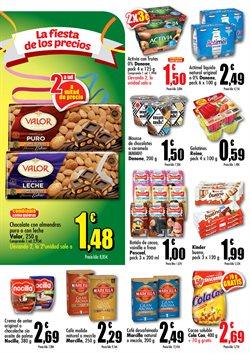 Ofertas de Actimel  en el folleto de Unide Supermercados en Madrid