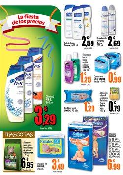 Ofertas de Champú  en el folleto de Unide Supermercados en Torrejón