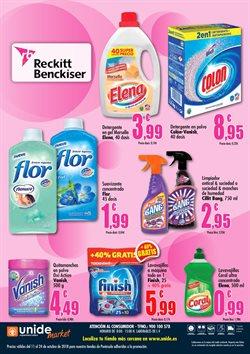 Ofertas de Vanish  en el folleto de Unide Supermercados en Madrid