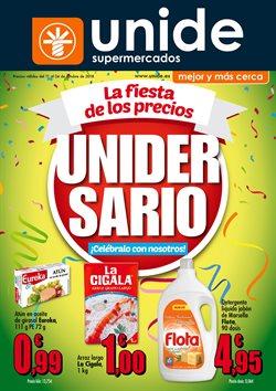 Ofertas de Detergente líquido  en el folleto de Unide Supermercados en Las Palmas de Gran Canaria
