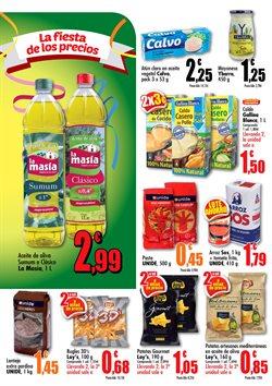 Ofertas de Arroz  en el folleto de Unide Supermercados en Alfafar