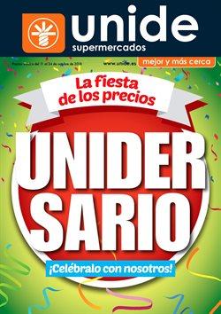 Ofertas de Hiper-Supermercados  en el folleto de Unide Supermercados en Villacañas