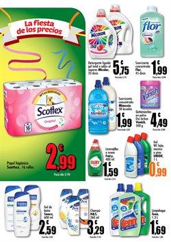 Ofertas de Detergente lavavajillas  en el folleto de Unide Supermercados en Madrid