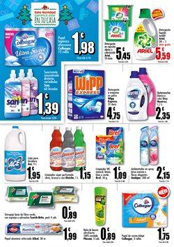 Ofertas de Dixan  en el folleto de Unide Supermercados en Telde