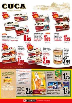 Ofertas de Comida para perros  en el folleto de Unide Supermercados en Madrid