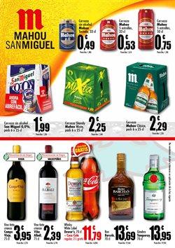 Ofertas de Mahou  en el folleto de Unide Supermercados en Alcalá de Henares