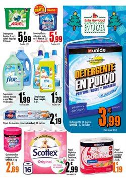 Ofertas de Pastillas para lavavajillas  en el folleto de Unide Supermercados en Madrid