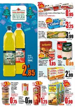 Ofertas de Aceite  en el folleto de Unide Supermercados en Madrid