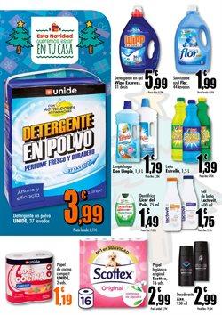 Ofertas de Desodorante en spray  en el folleto de Unide Supermercados en Madrid
