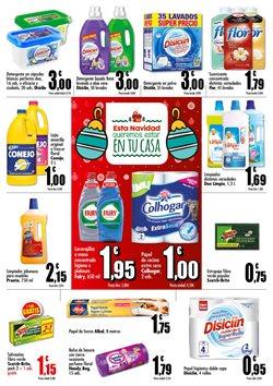 Ofertas de Ariel  en el folleto de Unide Supermercados en Arona