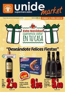 Ofertas de Unide Supermercados  en el folleto de Arona
