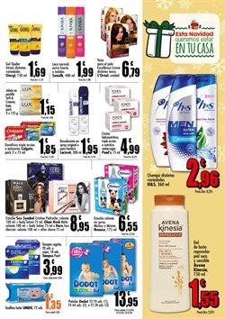 Ofertas de Dodot  en el folleto de Unide Supermercados en San Cristobal de la Laguna (Tenerife)