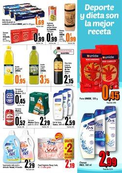 Ofertas de Vino tinto  en el folleto de Unide Supermercados en Valencia